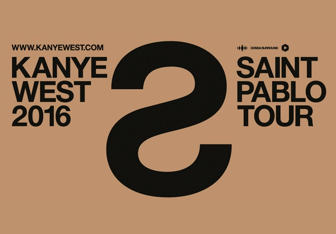 Kanye West - September  2, 2016, Montreal