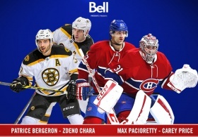Bruins vs Canadiens