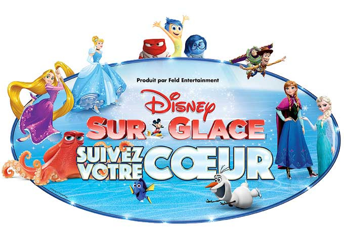 Disney On Ice Presents Follow Your Heart - March  8, 2017, Montreal
