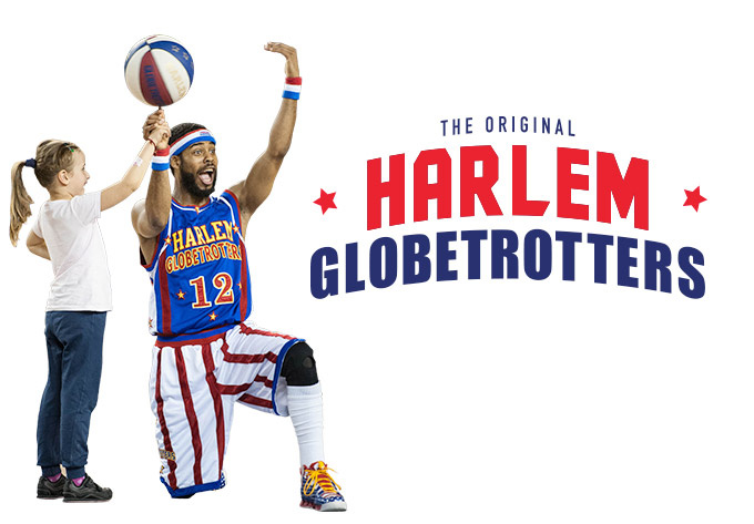 Harlem Globetrotters - April  9, 2017, Montreal
