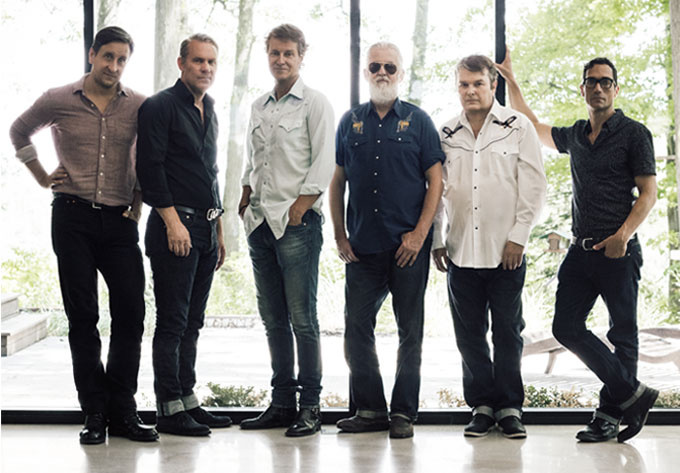 Blue Rodeo - February  8, 2017, Montreal