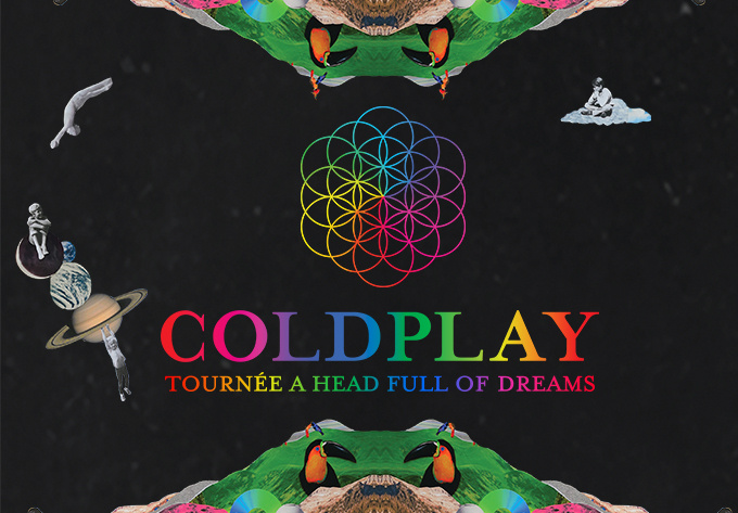 Coldplay - August  9, 2017, Montreal