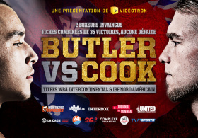 Boxe - Butler vs Cook