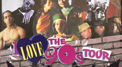 Tournée I Love The 90's