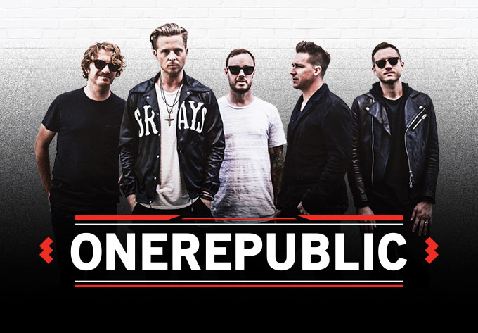 OneRepublic - August 11, 2017, Montreal