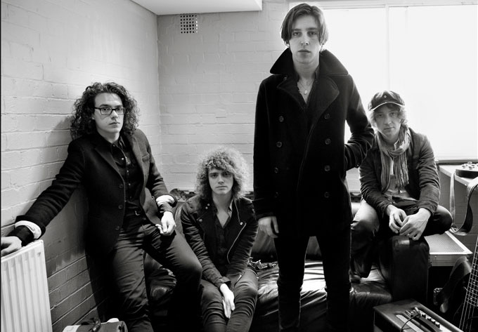 Catfish and The Bottlemen - 3 mai 2017, Montréal