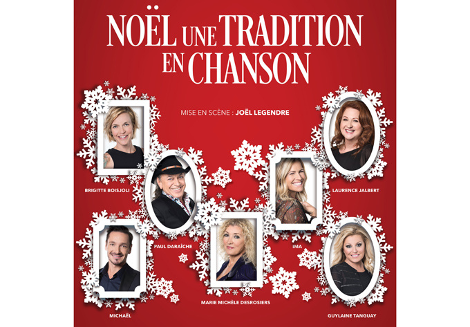 Noël, une tradition en chanson - December 10, 2017, Laval