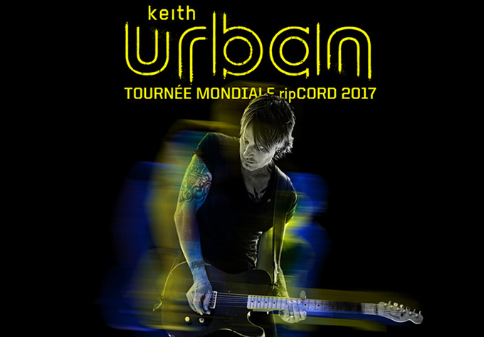 Keith Urban - August 12, 2017, Montreal