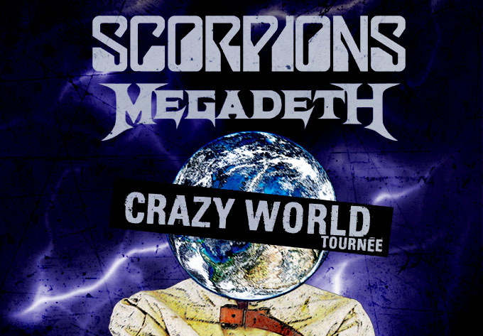 Scorpions, Tuesday, September 19, 2017 - Laval