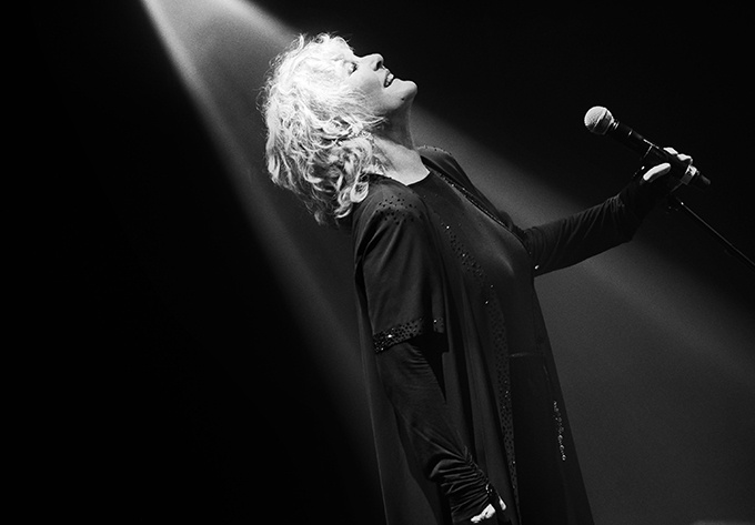 Petula Clark - May 12, 2018, Beloeil