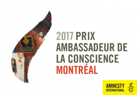 2017 Ambassador of Conscience Award Ceremony