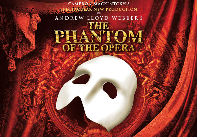 The Phantom of the Opera  - October  4, 2017, Montreal