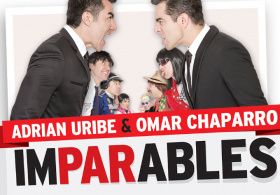 Imparables - Adrian Uribe & Omar Chaparro