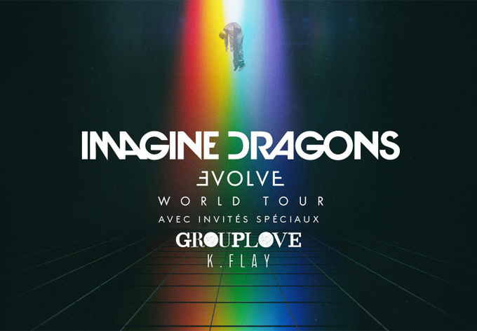 Imagine Dragons  - October 27, 2017, Montreal