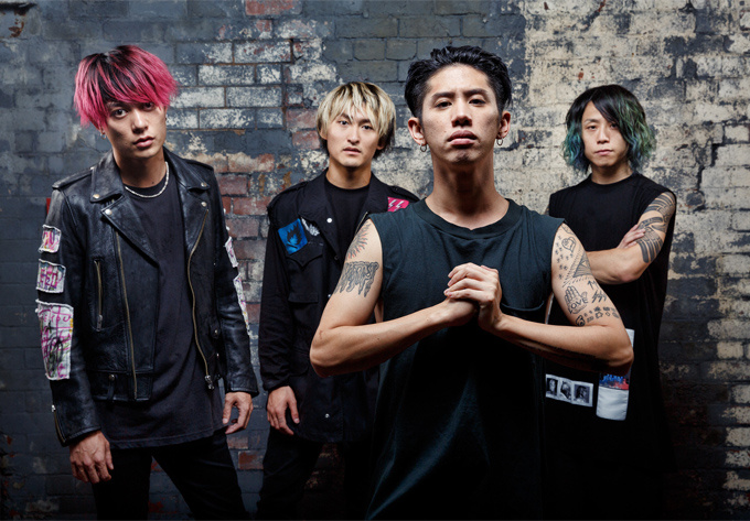 One OK Rock - July 24, 2017, Montreal