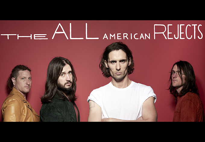 The All-American Rejects - 1 août 2017, Montréal