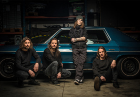 Children of Bodom - Tournée 20 Years Down & Dirty