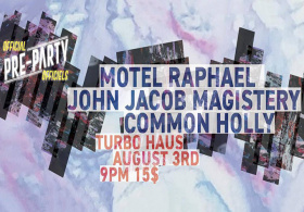 Motel Raphael, John Jacob Magistery, Common Holly