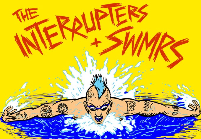 The Interrupters + SWMRS - December  3, 2017, Montreal