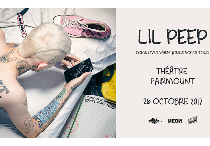 Lil Peep - October 26, 2017, Montreal