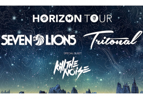 Tournée Horizon - Seven Lions, Tritonal, et Kill The Noise
