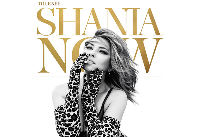 Shania Twain - June 28, 2018, Quebec