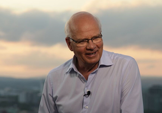 Peter Mansbridge: Live Coast to Coast - St. John's