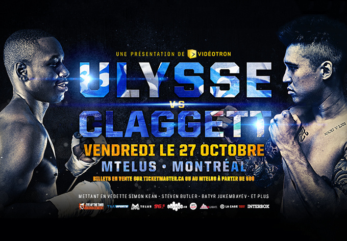 Fightclub Boxing Gala - October 27, 2017, Montreal