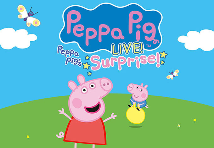 Peppa Pig Live! - May  8, 2018, Moncton