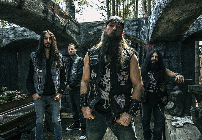 Black Label Society - Montreal