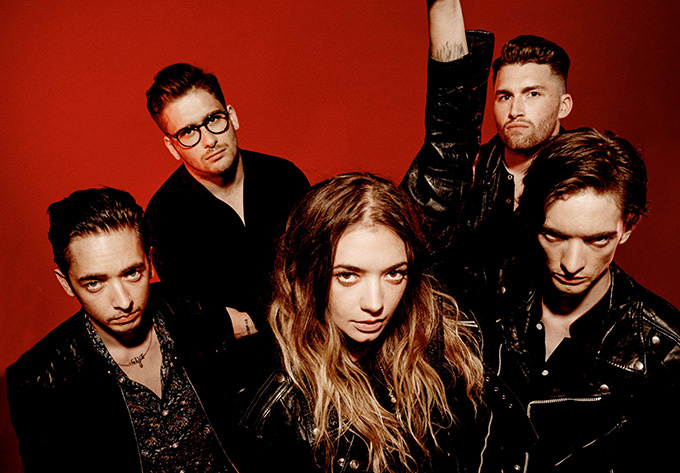 Marmozets - March 16, 2018, Montreal