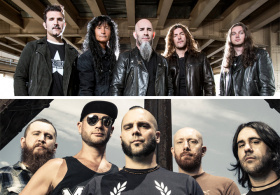Killswitch Engage et Anthrax