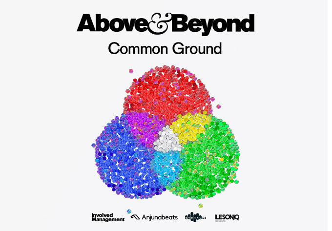 Above & Beyond - February  3, 2018, Laval