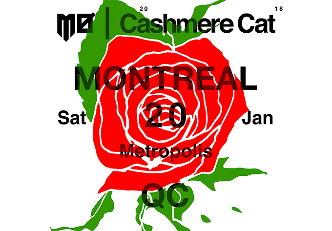 MØ & Cashmere Cat: The MEØW Tour - January 20, 2018, Montreal