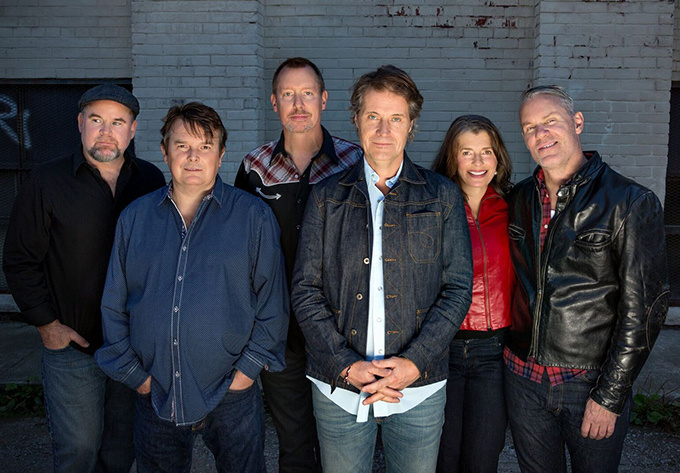 The Jim Cuddy Band - April  6, 2018, Montreal