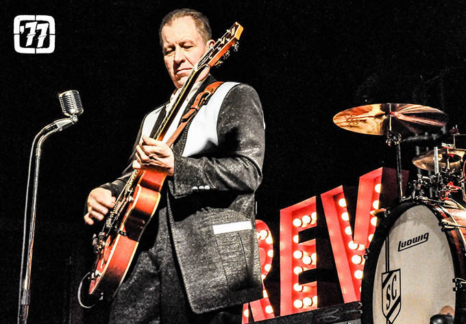 Reverend Horton Heat - March 31, 2018, Montreal