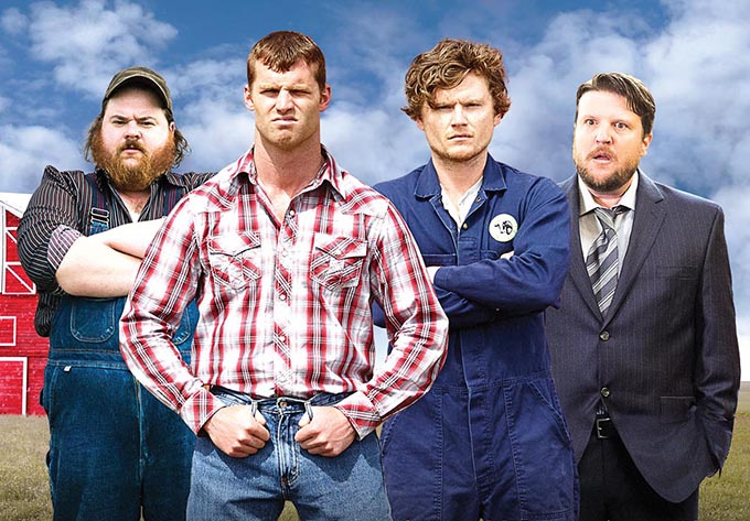 Letterkenny - March  3, 2018, Montreal