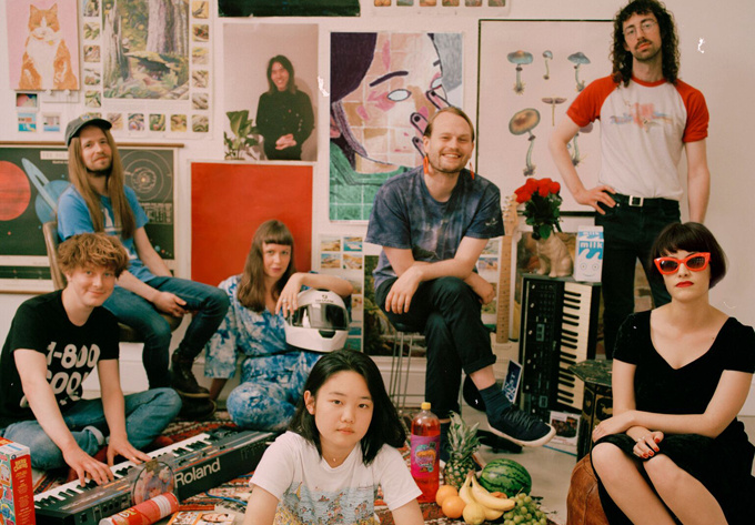 Superorganism - March 31, 2018, Montreal
