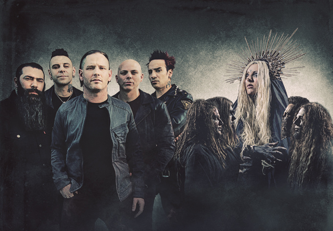 Stone Sour / In this Moment - February 13, 2018, Montreal