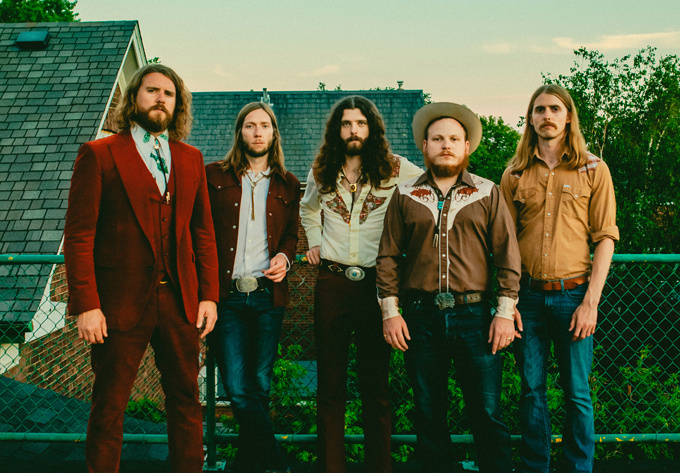 The Sheepdogs - March  8, 2018, Montreal