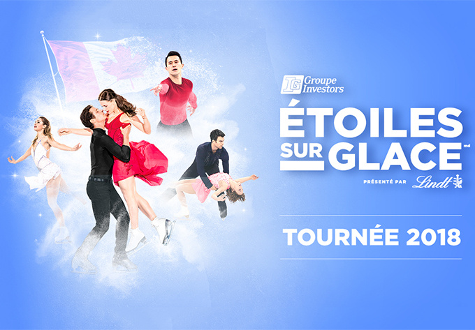 Investors Group Stars on Ice Presented by Lindt - May  2, 2018, Montreal