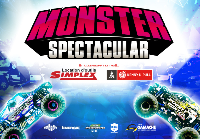 Monster Spectacular XXIV - 7 avril 2018, Montréal