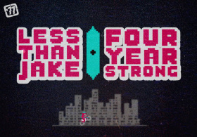 Less Than Jake / Four Year Strong