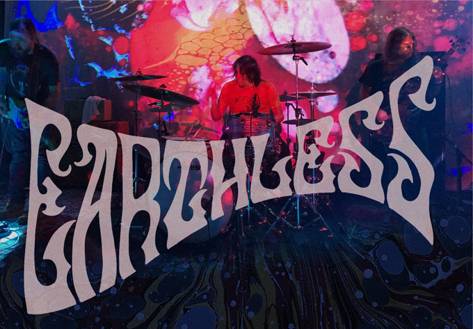 Earthless - March 15, 2018, Montreal