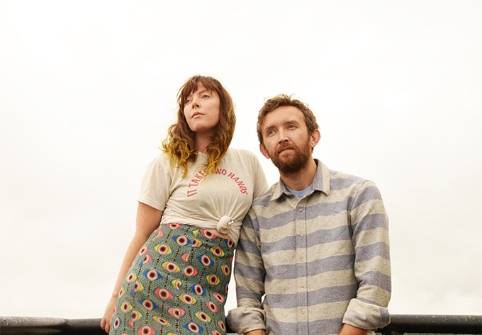 Sylvan Esso  - August  2, 2018, Shelburne