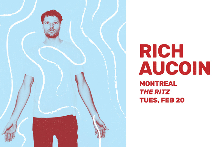 Rich Aucoin - February 20, 2018, Montreal