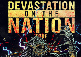 Tournée Devastation On The Nation