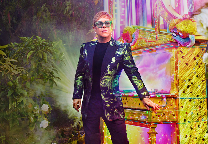 Elton John Concert In Montreal On October 4 2018 Evenko