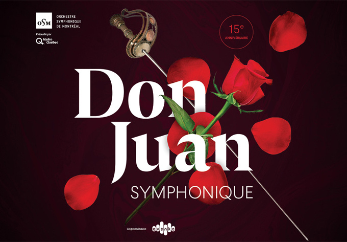 Don Juan Symphonique - February 12, 2019, Montreal