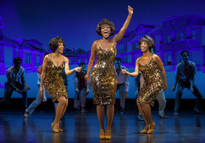 Motown The Musical - June 21, 2018, Montreal